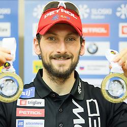 20150226: SLO, Biathlon - Press conference of Slovenian Biathlon Team