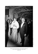 Princess Grace and Prince Rainier of Monaco attend the 'Ball of the Petits Lits Blancs' at Powerscourt, County Wicklow.<br /> <br /> 03/07/1965<br /> <br /> 3rd July 1965