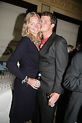 Jodie Kidd and her brother Jack Kidd, PJ's Annual Polo Party . Annual Pre-Polo party that celebrates the start of the 2007 Polo season.  PJ's Bar & Grill, 52 Fulham Road, London, SW3. 14 May 2007. <br /> -DO NOT ARCHIVE-© Copyright Photograph by Dafydd Jones. 248 Clapham Rd. London SW9 0PZ. Tel 0207 820 0771. www.dafjones.com.