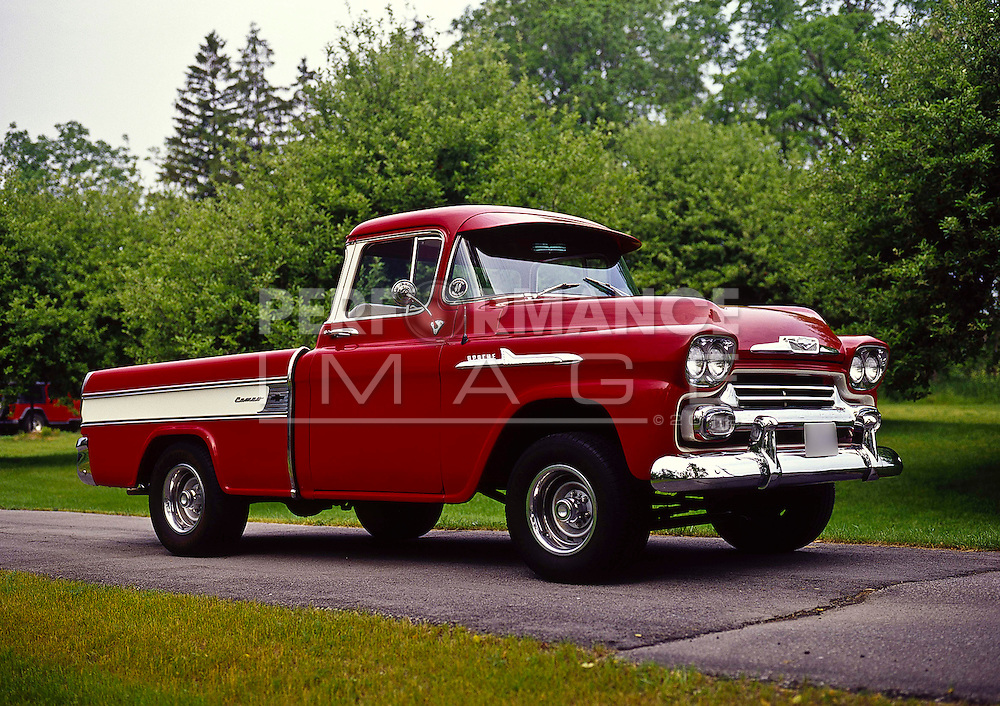 1958 Chevrolet Cameo Pick Up Truck
