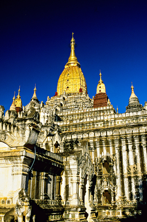 The Ananda Temple, Bagan (Pagan), Burma (Myanmar)