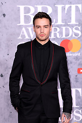 Liam Payne attending the Brit Awards 2019 at the O2 Arena, London. Photo credit should read: Doug Peters/EMPICS Entertainment. EDITORIAL USE ONLY