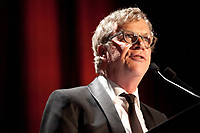 Director Todd Haynes at the Pierre Angénieux ExcelLens in Cinematography, Tribute to Edward Lachman at the 71st Cannes Film Festival, Friday 18th May 2018, Cannes, France. Photo credit: Doreen Kennedy