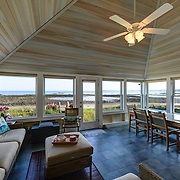 A real estate marketing image of a property at Plaice Cove on the NH seacoast.