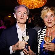 NLD/Amsterdam/20100901 - ACT gala 2010, Ad Fernhout en Inge Ipenburg