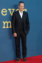 Richard E Grant attends BFI London Film Festival Headline Gala Screening of 'Can You Forgive Me', BFI Southbank, London. Friday 19th Oct 2018.