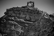 Red Bull Rampage 2017. The most gnarly line in Rampage history. A couple of riders did choose an almost vertical line down the mountain.