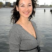 NLD/Amsterdam/20070509 - Nominatielunch Musicalawards 2007, Birgit Schuurman