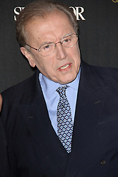 © Licensed to London News Pictures. 01/09/13 Sir David Frost dies. FILE PICTURE: Sir David Frost Quintessentially Awards, One Marylebone, London, UK. 28 September 2011.  Photo credit : Richard Goldschmidt/Piqtured/LNP