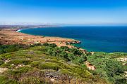 Santa Rosa Island, Channel Islands National Park, California USA
