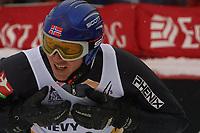 Alpint: Verdenscup WC 25.11.2001. Kjetil Andre Aamodt, Norge<br /><br />Foto: Andreas Hillergren, Digitalsport