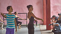 Ballet School in Old Havana. Image taken with a Leica T camera and 18-56 mm lens (ISO 1250, 56 mm, f/5.6, 1/160 sec).
