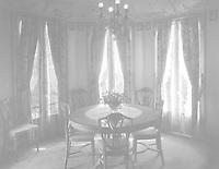 1925 Breakfast Room at 1847 Camino Palmero