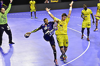 Jeffrey MTIMA / Romain TERNEL - 04.06.2015 - Tremblay en France / Paris Saint Germain - 26eme journee de Division 1  -Beauvais<br />