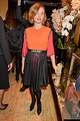 CAMILLA RUTHERFORD at the Louis Vuitton for Unicef Event #MAKEAPROMISE held at The Apartment, 17-20 New Bond Street, London on 14th January 2016.