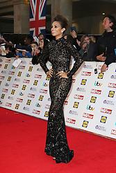 Alesha Dixon, Pride of Britain Awards, Grosvenor House Hotel, London UK. 28 September, Photo by Richard Goldschmidt /LNP © London News Pictures