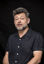 June 18, 2017 - London, United Kingdom - ANDY SERKIS promotes 'War for the Planet of the Apes'. Andrew 'Andy' Clement Serkis (born 20 April 1964) is an English film actor and director. He is best known for his performance capture roles comprising motion capture acting, animation and voice work for such computer-generated characters as Gollum in The Lord of the Rings film trilogy. (Credit Image: © Armando Gallo via ZUMA Studio)