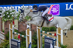 Allen Bertram, IRL, Molly Malone V<br /> World Cup Final Jumping - Las Vegas 2015<br /> © Hippo Foto - Dirk Caremans<br /> 17/04/2015