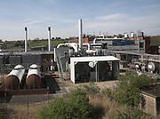 Former IC chemical works, Manningtree, Essex, England