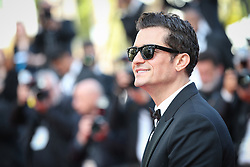 Orlando Bloom attends the screening of The Traitor during the 72nd annual Cannes Film Festival on May 23, 2019 in Cannes, France. Photo by Shootpix/ABACAPRESS.COM