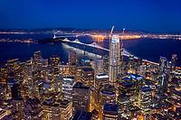 Downtown SF & Bay Bridge
