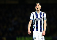 WBA's Darren Fletcher in action during the Premier League match at Vicarage Road Stadium, London. Picture date: April 4th, 2017. Pic credit should read: David Klein/Sportimage
