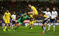 Ryan Sweeney of Bristol Rovers misses a chance - Mandatory by-line: Matt McNulty/JMP - 28/02/2017 - FOOTBALL - Macron Stadium - Bolton, England - Bolton Wanderers v Bristol Rovers - Sky Bet League One