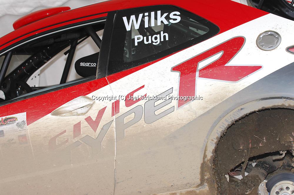 Guy Wilks & Philip Pugh.Motorsport-Rally/2008 Coffs Coast Rally.Heat 1.Coffs Harbour, NSW.15th of November 2008.(C) Joel Strickland Photographics