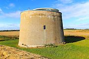 Martello Tower Y 1808 converted Duncan and Kristin Jackson, Alderton, Suffolk, England, UK - Eastern Region RIBA Award, March 2010