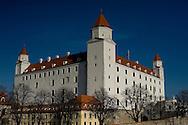 Bratislava Castle (Bratislavsky hrad), Bratislava, Slovakia