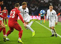 Paris Saint-Germain v Liverpool - 28 Nov 2018