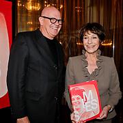 NLD/Amsterdam/20110929 - Presentatie biografie Mies Bouwman, Mies en de uitgever