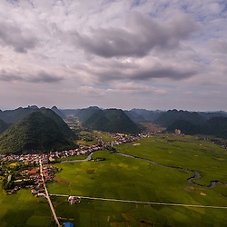 Bac Son (Lang Son Province), Rice Cultivation