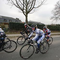 Sportfoto archief 2013<br /> Omloop Het Nieuwsblad women (2) Emma Johansson