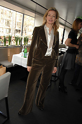 LADY HELEN TAYLOR at a lunch to celebrate the launch of the Top Tips for Girls website (toptips.com) founded by Kate Reardon held at Armani, Brompton Road, London on 5th March 2007.<br /><br />NON EXCLUSIVE - WORLD RIGHTS