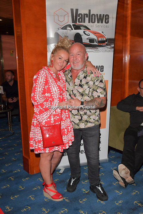 Steve Varden attend the Driving holiday experience hosts yacht party at The Sunborn Yacht, Royal Victoria Dock on 31 May 2019, London, UK.