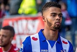 05-02-2017 NED: FC Utrecht - Heerenveen, Utrecht<br /> 21e speelronde van seizoen 2016-2017, Nieuw Galgenwaard / Jeremiah St. Juste