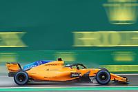 Fernando Alonso McLaren Renault<br /> Monza 31-08-2018 GP Italia <br /> Formula 1 Championship 2018 <br /> Foto Federico Basile / Insidefoto