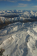 Cardrona ski Area, Southern Alps, South Island, New Zealand,