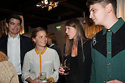 PRINCESS FLORENCE VON PREUSSEN; FRITZ VON PREUSSEN, The launch of Nicky Haslam for Oka. Oka, 155-167 Fulham Rd. London SW3. 18 September 2013.