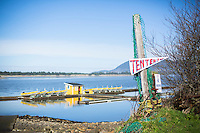 Jetty Fishery on Nehalem Bay, OR