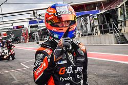 September 22, 2018 - Spa, Belgique - 26 G DRIVE RACING (RUS) ORECA 07 GIBSON LMP2 JEAN ERIC VERGNE (FRA) POLE SITTER LMP2 (Credit Image: © Panoramic via ZUMA Press)