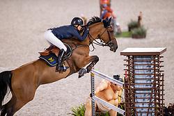 Baryard-Johnsson Malin, SWE, Indiana, 385<br /> Olympic Games Tokyo 2021<br /> © Hippo Foto - Dirk Caremans<br /> 04/08/2021