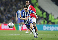 """PORTUGAL - PORTO 28 FEBRUARY 2005: """"MANICHE"""" Nuno Ricardo Oliveira Ribeiro #18, in the 23 leg of the Portuguese soccer league """"Super Liga"""" FC Porto (1) vs SL Benfica (1), held in """"Dragao"""" stadium  28/02/2005  21:25:03<br />(PHOTO BY: NUNO ALEGRIA/AFCD)<br /><br />PORTUGAL OUT, PARTNER COUNTRY ONLY, ARCHIVE OUT, EDITORIAL USE ONLY, CREDIT LINE IS MANDATORY AFCD-PHOTO AGENCY 2004 © ALL RIGHTS RESERVED"""