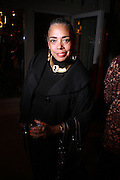 l to r: Coreen Simpson at Rev. Al Sharpton's 55th Birthday Celebration and his Salute to Women on Distinction held at The Penthouse of the Soho Grand on October 6, 2009 in New York City