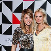 NLD/Amsterdam/20130322- Emma Fund Rasing avond 2013, Marjolein Horst en Charlotte van Drimmelen
