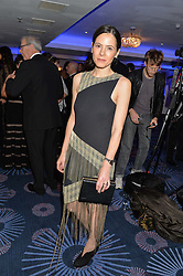 ELAINE CASSIDY at the Chain of Hope Ball held in aid of the charity Chain of Hope, founded by Professor Sir Magdi Yacoub which organises volunteer teams worldwide to operate on children suffering from life-threatening heart diseases, held at the Grosvenor House Hotel, Park Lane, London on 20th November 2015.