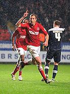 Charlton Athletic v Huddersfield Town 241112