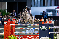 Staut Kevin, FRA, Tolede de Mescam<br /> Jumping International de Bordeaux 2020<br /> © Hippo Foto - Dirk Caremans<br />  08/02/2020