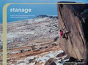 VG Peak District Bouldering Guidebook